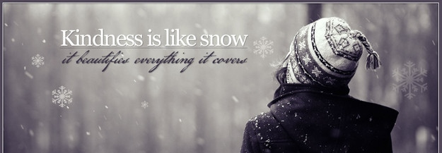 Quotes--Kindness-is-like-Snow--27373